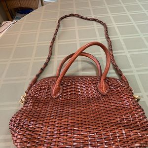 Talbots Leather Handbag